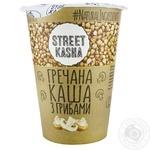 Каша Street Kasha Гречана з грибами 50г