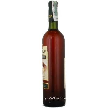 Вино Коблево Клеопатра белое крепкое 17% 0,75л - купить, цены на Novus - фото 2