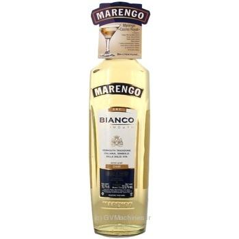 Вермут Marengo Bianco білий сухий 18% 1л - купити, ціни на Novus - фото 4