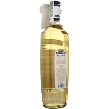 Вермут Marengo Bianco белый сухой 18% 1л - купить, цены на Novus - фото 2