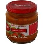 Caviar Same toi squash 440g glass jar Ukraine
