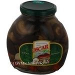 Mushrooms milk mushroom Oscar pickled 530g glass jar China