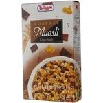 Мюслі Bruggen Gourmet шоколадні 375г