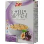 Pap Amo oat with prunes ready-to-cook 5pcs 40g cardboard box Ukraine