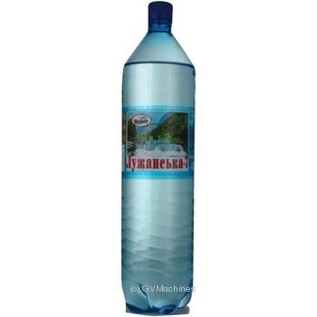 Скидка на Вода Лужанская №7 газированная пластиковая бутылка 1500мл Украина