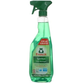 Frosh glass cleaner alcohol 500ml - buy, prices for Novus - image 2