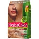 Крем-фарба для волосся Garnier Herbal Color стійка 900 Русявий дуже світлий