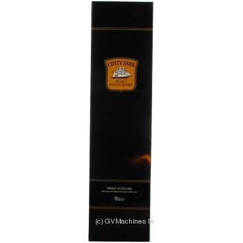 Cutty Sark Whiskey 40% 700ml - buy, prices for Auchan - photo 2