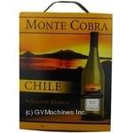 Wine Monte cobra white dry 12% 3000ml Germany