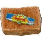Bread Universal bran with bran cutting 400g Ukraine