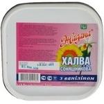 Халва Жадана подсолнечника с ванилью 350г Украина