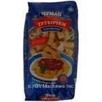 Pasta tubes Chumak 450g sachet Ukraine