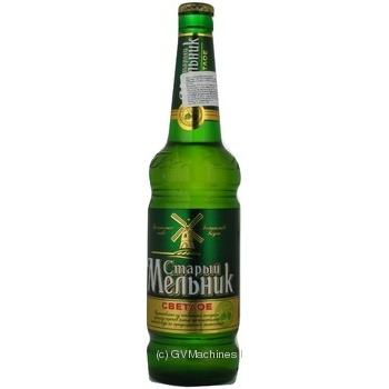 Пиво Старый Мельник 4.6% 500мл Россия