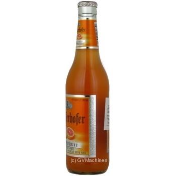 Пиво Schöfferhofer Grapefruit пшеничное 2,5% 330мл - купить, цены на Novus - фото 6