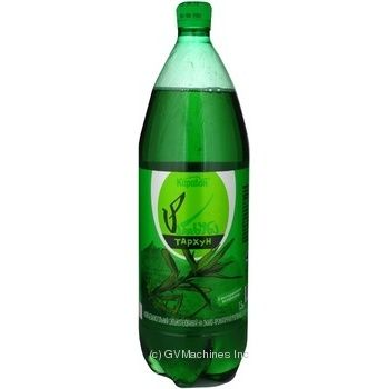 Напиток Караван Тархун сладкие 1500мл пластиковая бутылка Украина
