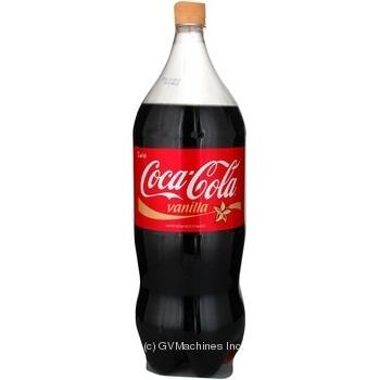 Beverage Coca-cola strongly carbonated 2000ml plastic bottle Belgium