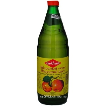 Уксус Буркхардт яблоко яблоко 750мл Германия