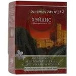 Чай Хэйлиз с жасмином черное рассыпной 100г Шри-ланка