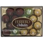 Конфета Феррэро Коллекция шоколад с начинкой 170г в коробке Германия