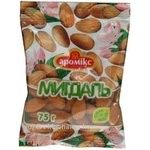 Nuts almond Aromix dried 75g sachet