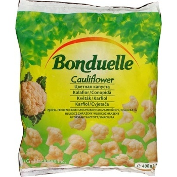 Капуста Bonduelle Цветная 400г - купить, цены на МегаМаркет - фото 2