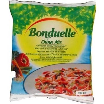 Смесь овощная Bonduelle Китайская 400г