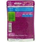 Whiskas With Salmon In Sause For Adult Cats Food - buy, prices for Furshet - image 7