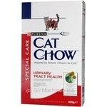 Food Cat chow dry for cats 400g Hungary