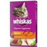 Корм для котів сухий Whiskas Курка,Качка,Індичка 400г