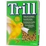 Food Trill dry for pets 500g cardboard box Germany