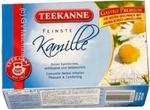 Чай Тикане Ромашка травяной в пакетиках 20х1.5г Германия