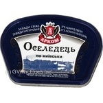 Fish herring Arkom pickled 300g