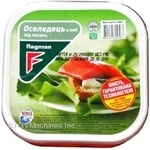 Fish herring Flagman preserves 500g Ukraine