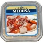 Salad seafood pickled 550g Italy - buy, prices for Novus - image 1