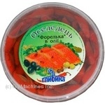 Fish herring Glybyna preserves 500g hermetic seal Ukraine