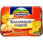 Сыр Хохланд Коллекция сыров плавленный 175г Россия