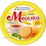 Маргарин Руна мягкая 25% 480г Украина