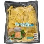 Ravioli ravioli with cheese precooked 250g Italy