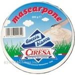 Сыр маскарпоне мягкая 250г Италия