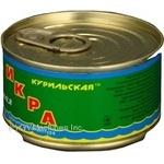 Икра Шаланда лосось 120г железная банка Украина
