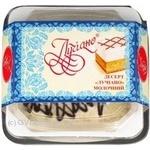 Десерт Лучіано молоко 185г Україна