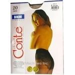Колготы Conte Bikini 20 Den р.3 natural шт - купить, цены на Novus - фото 3