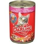 Корм для котів Darling М'ясо Гусака нирки 400г