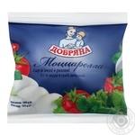 Сыр Добряна моцарелла мягкий в рассоле 45% 125г