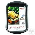 Форма для випікання Domo Granforno прямокутна 25x18см