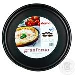 Форма Domo Granforno для пiци 34см