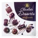 Конфеты ХБФ Chocolate Desserts 150г
