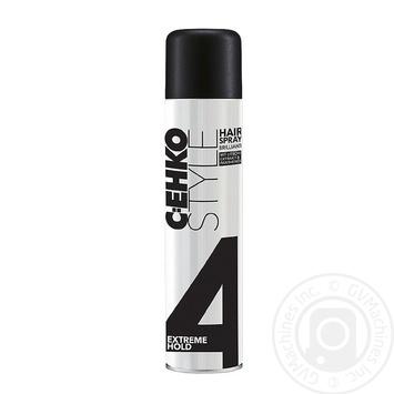 C:ehko Style Diamond 4 Hairspray 400ml