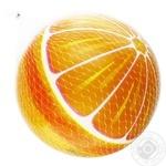 М`яч Апельсин 23см 11/2944