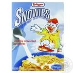Сухой завтрак Bruggen Snowies хлопья кукурузные 250г
